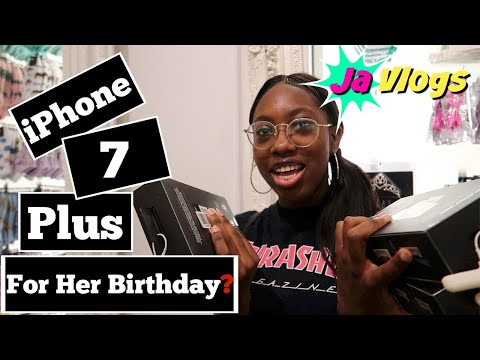 Iphone 7 Plus For Her Birthday?