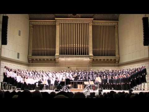 Total Praise - 2013 Massachusetts All-States Chorus
