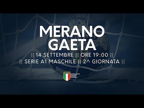 Serie A1M [2^]: Merano - Gaeta 31-24
