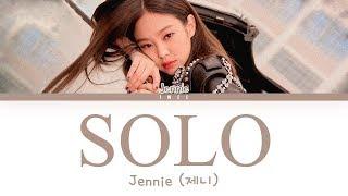 Baixar Jennie of BLACKPINK (제니 of 블랙핑크) - SOLO (Han|Rom|Eng) Color Coded Lyrics/한국어 가사