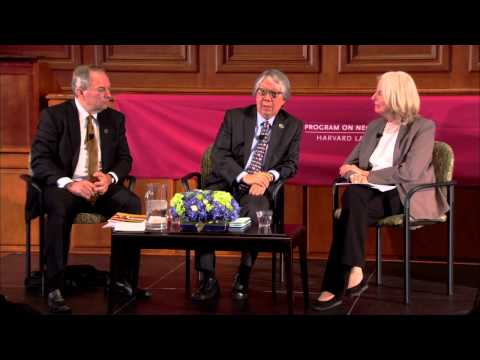 2014 Great Negotiator Award Program with Ambassador Koh - Panel 1