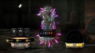 HE CHOKED WITH THAT CHARACTER? (kombat league) Mortal Kombat 11