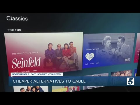 Cutting the cord: Consumer Reports finds cheaper alternatives to cable