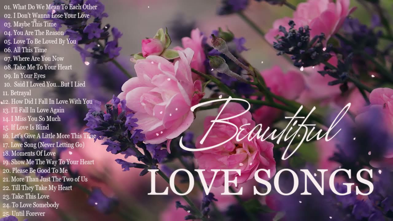 Best Old Beautiful Love Songs 70s 80s 90s  Top 100 Classic Love Songs about Falling In Love