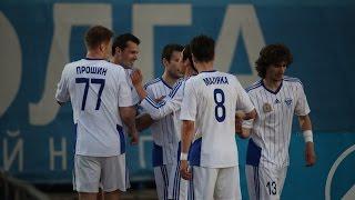 Обзор матча ''Волга'' - ''Шинник'' - 1:1 (0:0)
