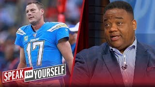 Whitlock: Pour some out for Philip Rivers, the pocket-passer era is over | NFL | SPEAK FOR YOURSELF
