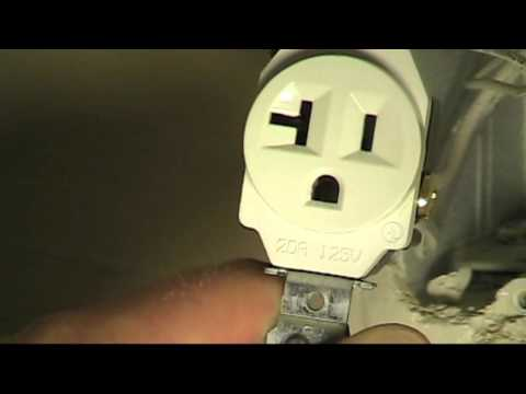 Understanding Your Home's Electrical System:  The Washing Machine Circuit