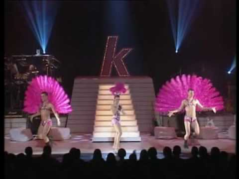 Kylie Minogue - Dancing Queen [Intimate and Live Tour]