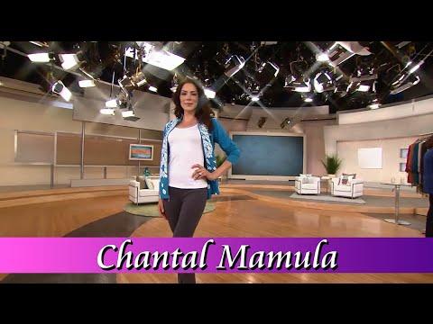 QVC Model Chantal Mamula - YouTube