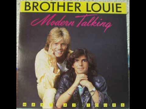 Modern Talking  Brother Louie Instrumental