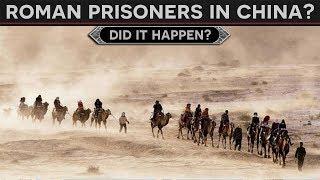 Download Video Roman POWs in China? - The Fate of Crassus's Lost Legions MP3 3GP MP4