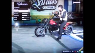 GTA V Western Daemon Motorcycle Location (Single Player)
