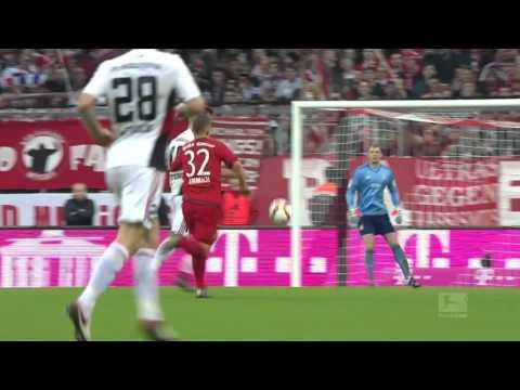Bayern Munchen 2   0 Ingolstadt