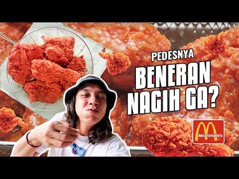 WOW! Spicy Chicken McDonald's Beneran Nagih apa Engga?