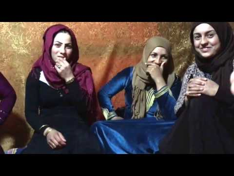 Syrian refugee women sharing their experience with TRE - Arabic