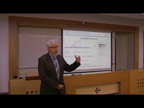 IEEE AP/MTT/EMC/ED Turkey Seminars - Prof. Jan Machac from Czech Tech. Uni., December 1, 2017