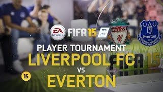 FIFA 15 - Liverpool FC vs Everton - Merseyside derby
