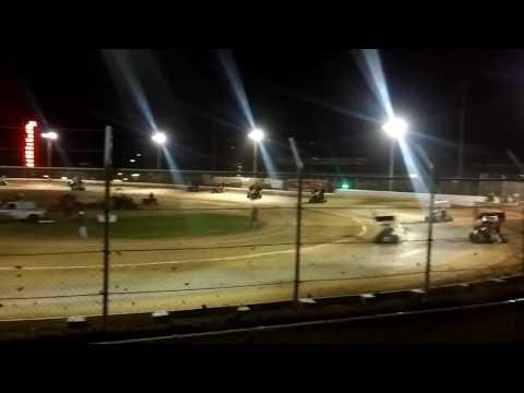 Delta Speedway #1J Cidro Aldana