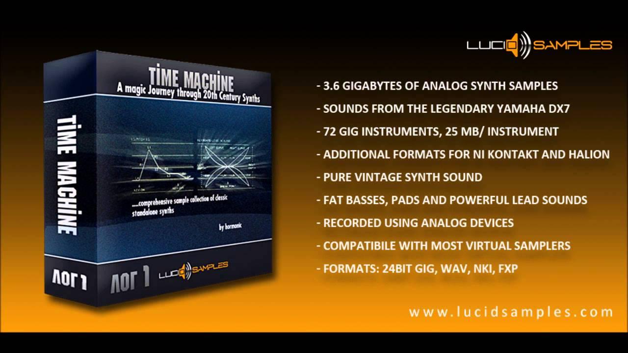 Analog Synth Samples - Yamaha DX7 Sounds (Multi Sampled)