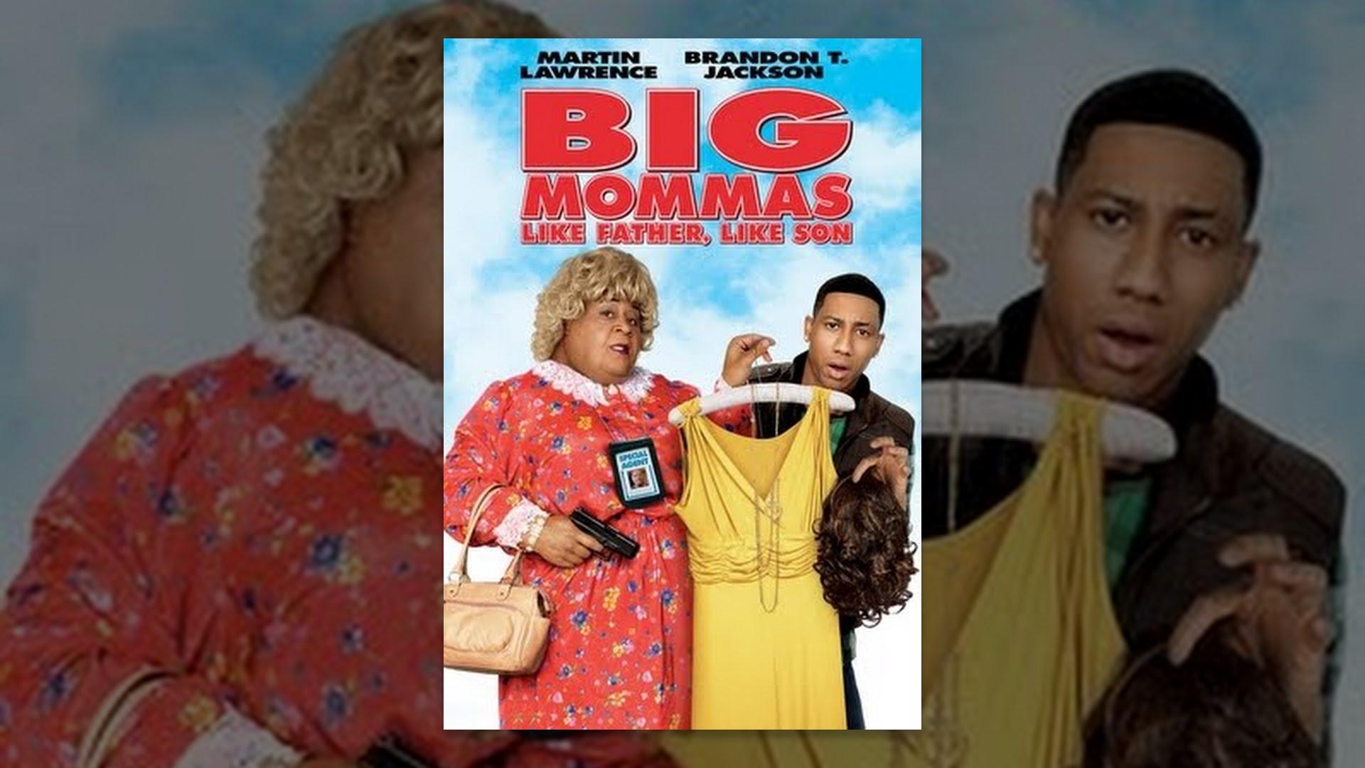 Download Big Mommas: Like Father, Like Son