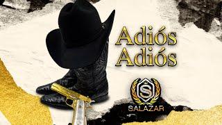 Jr Salazar - Adiós Adiós (Video Lyric)