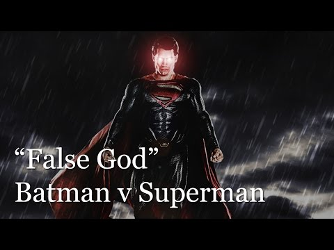 "Batman v Superman Soundtrack - ""False God"""