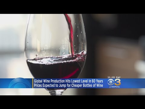 The Price Of Wine Is Going Up, Say Analysts