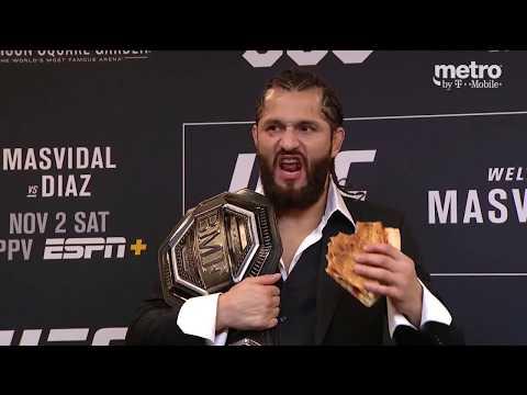 UFC 244: Главные моменты пресс-конференции