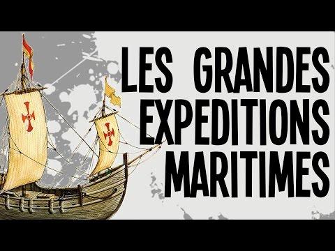 Les 4 grandes expéditions maritimes - Nota Bene #14