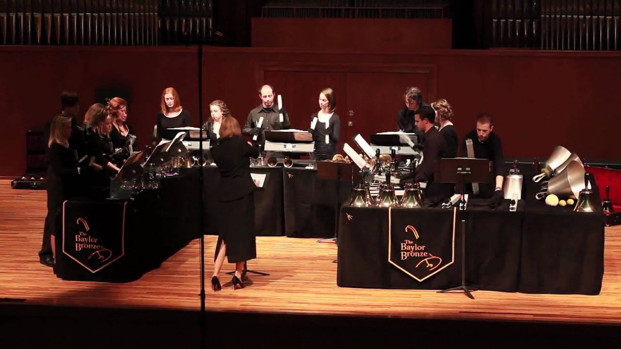 Baylor Handbell Choir Concert For Christmas 2020 Baylor Bronze   Have Yourself a Merry Little Christmas   YouTube