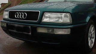 видео Ауди 80 / 90 / Купе B3 с 1986 по 1991 г.в.