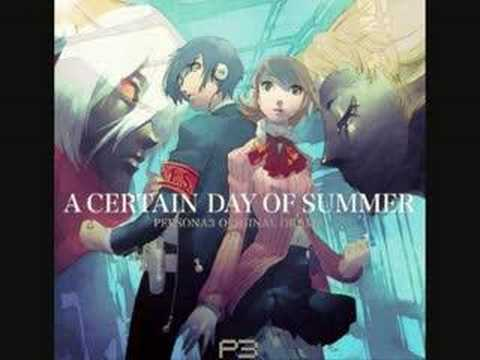 Persona 3 Soundtrack  Blues In Velvet Room