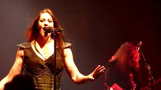 Nightwish Devil The Deep Dark Ocean Live 04 13 2018 City National Civic San Jose CA