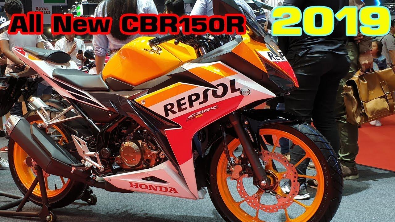 All New Honda Cbr150r Repsol 2019
