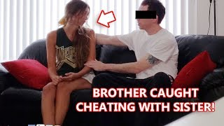 Brother Caught Cheating with Sister! | To Catch a Cheater