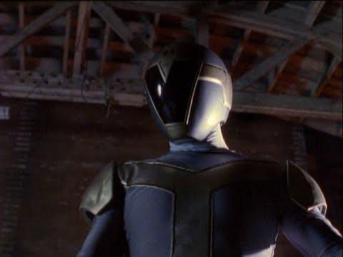Titanium Ranger's First Morph and Battle | Power Rangers Lightspeed Rescue | Legacy Wars