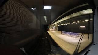 360 Grad Führerstandsmitfahrt aus dem Salzburger Lokalbahnhof 360 4K Salzburg AG
