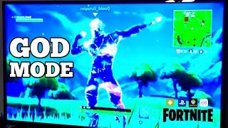 *NEW* Fortnite God Mode ( GLITCH ) - GET MAXED HEALTH ( Win Every Game In Fortnite )