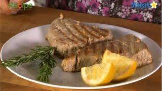How to Make Marinated Tuna Steaks