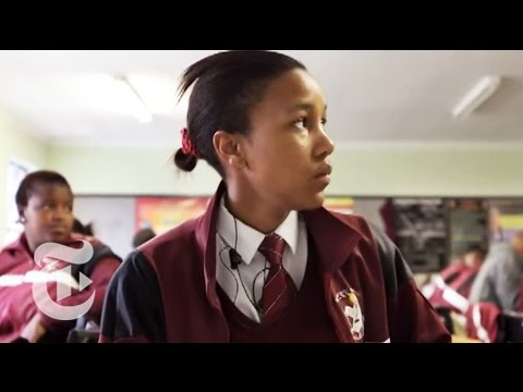 World: Apartheid Haunts South Africa's Schools | The New York Times