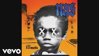 Nas - Nas discussing his Dad playing on Illmatic