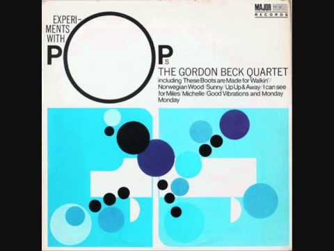 The Gordon Beck Quartet (Inglaterra, 1968)  - Up, up and away