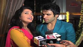 Rithvik and Asha at Ravi Sargun Marriage Reception