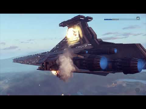 Star Wars  Battlefront II - 4th Supremacy with Flowingbass |