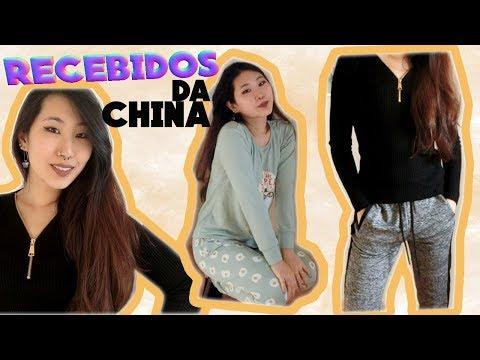 ROUPAS DA CHINA ! Recebidos Romwe Fashion Haul