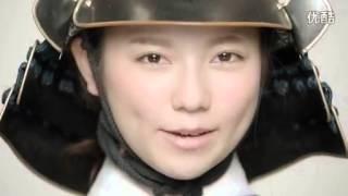 AKB48 島崎遥香 初ソロCM 「AKB48の野望」コーエーテクモ