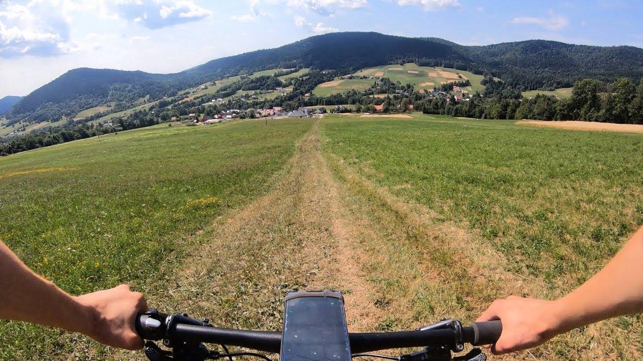 Cyklokarpaty Ptaszkowa 2019 Hobby Objazd