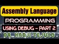 Gambar cover Assembly Language Tutorial - Part 2