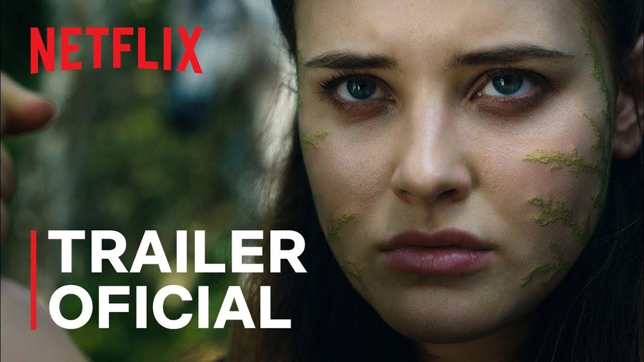 Cursed (Katherine Langford)   Novo trailer   Netflix