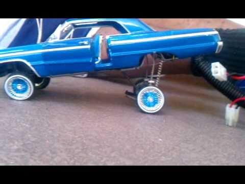 lowrider model cars youtube